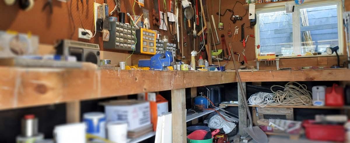 sposoby na ciasny garaż