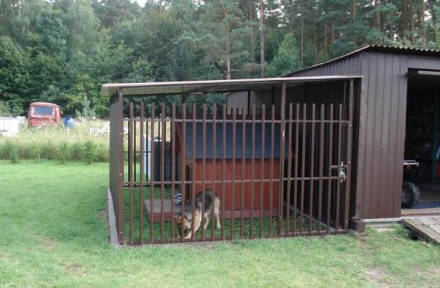 Kojec dla psa 3x2m