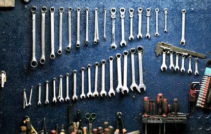 5 porad, dzięki którym utrzymasz porządek w garażu