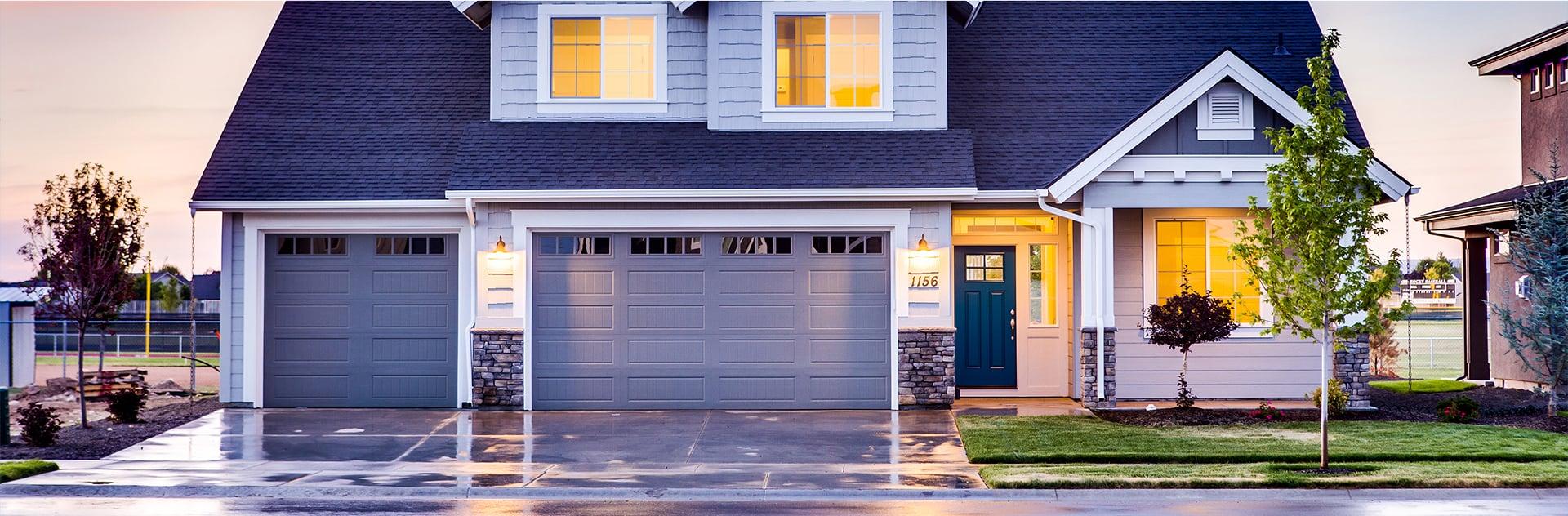 bramy garażowe do domu