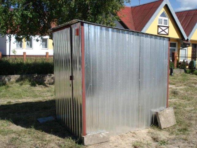 Garaż Blaszany 15x2m Go Stal