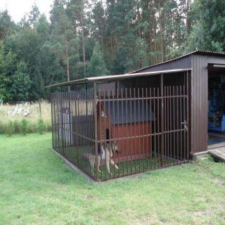 Kojec dla psa 3x4m
